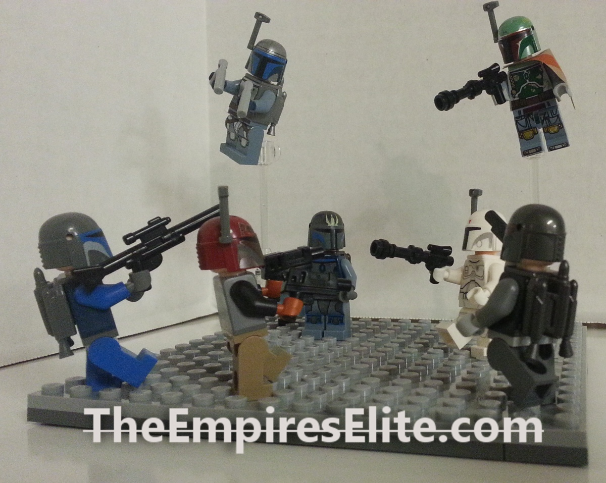 Definite Article: Mandalorian Mayhem