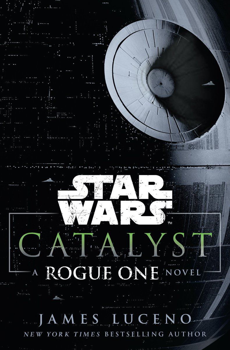 Death Stars and Dinner Parties: A Recap of James Luceno's Catalyst
