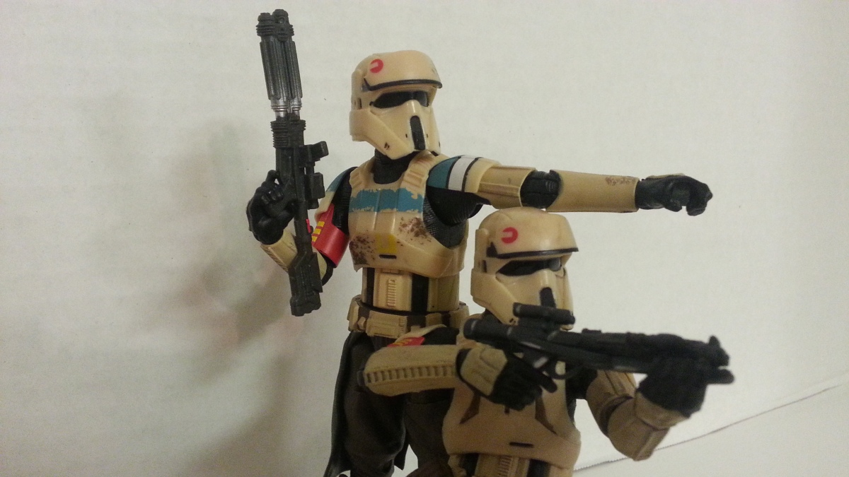 Black Series: The Scarif Stormtroopers