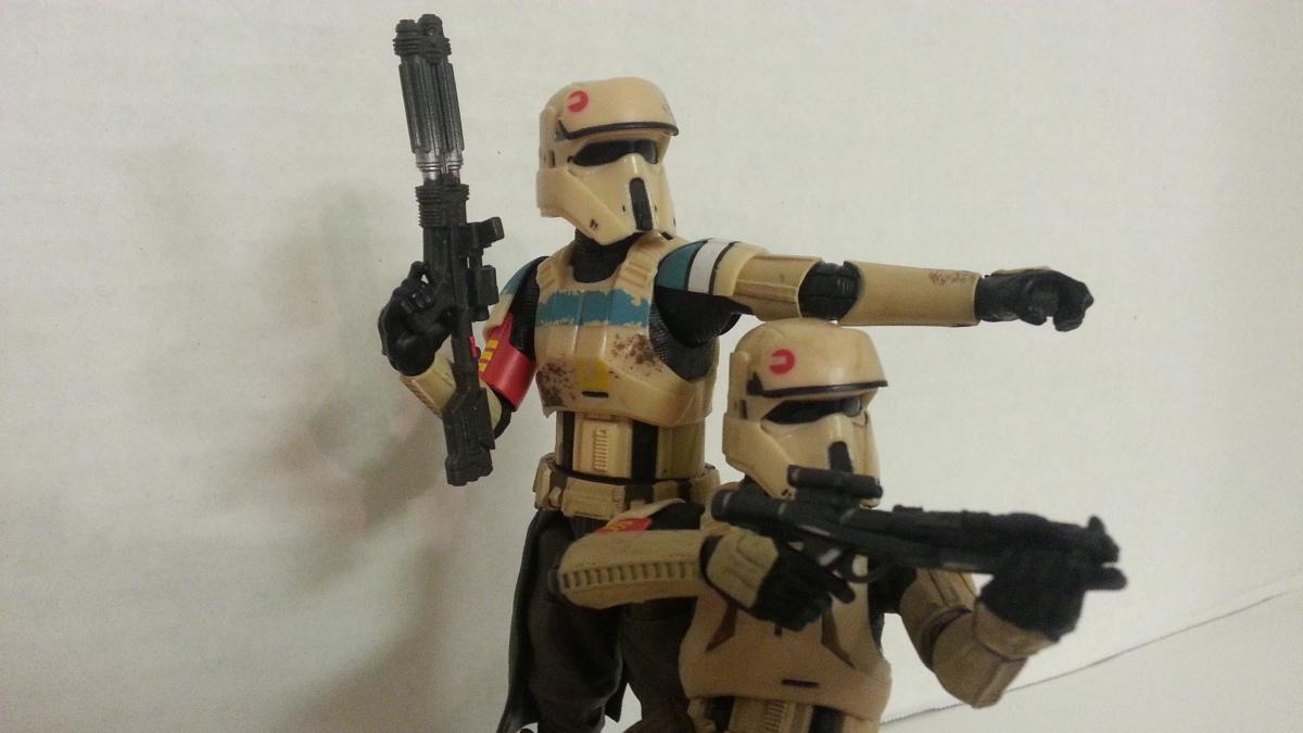 Black Series: The ScarifStormtroopers
