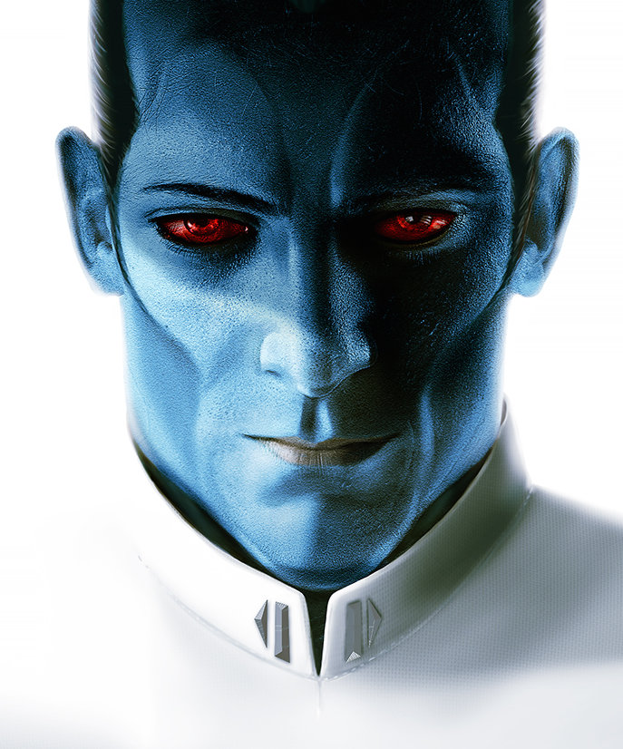 Thrawn is Coming