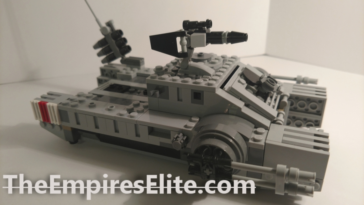 "TX-225 GAVw ""Occupier"" Assault Tank Custom (MOC)"