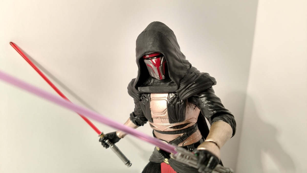 The Dark Lord is Here: Black Series Revan Review