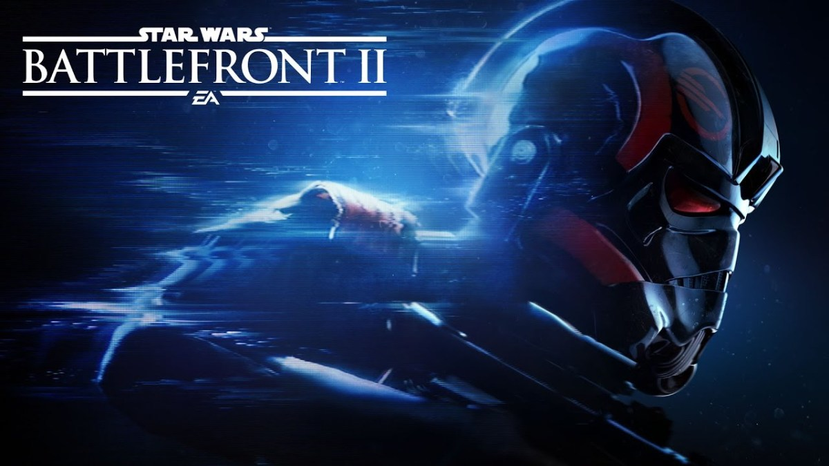 Battlefront II Gameplay Trailer (featuring John Boyega)