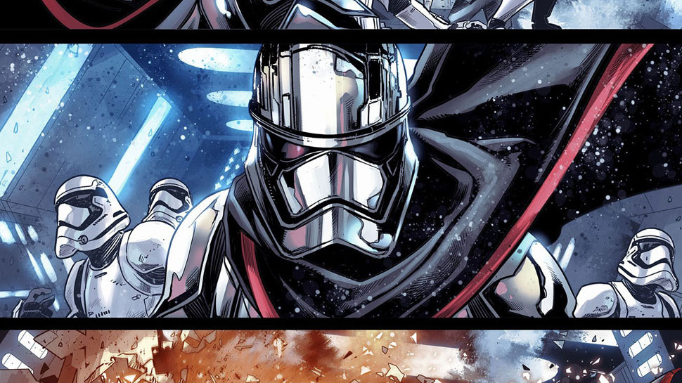 Double Chromium: The Legends of Captain Phasma