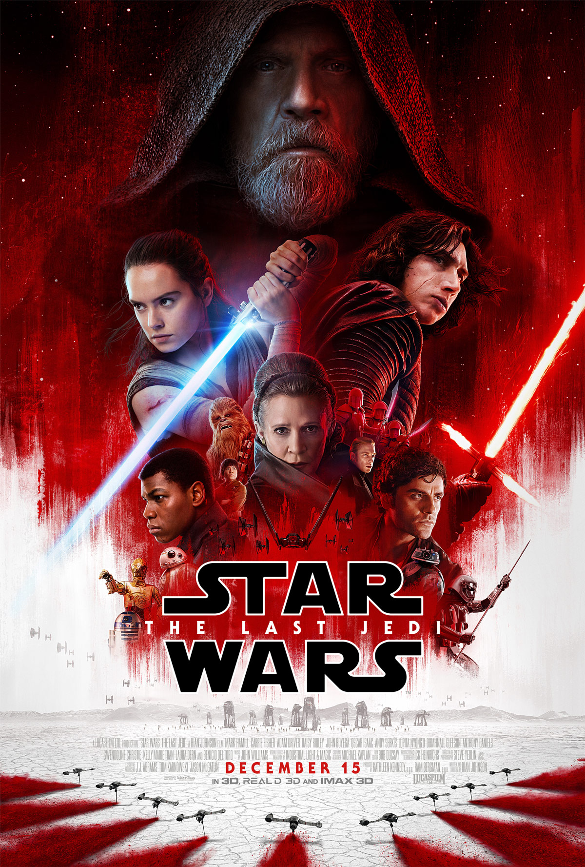 Definite Article: Episode VIII: What the Kriff Did I JustWatch?