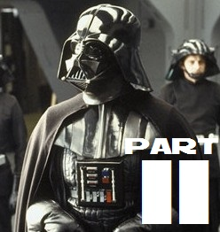 What if Darth Vader Exploded? (PartTwo)