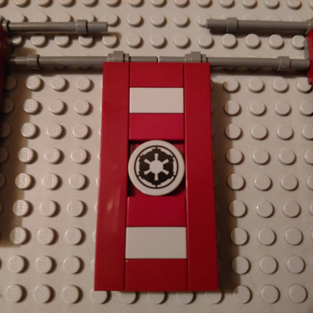What I Did with Lego (10/22/18)