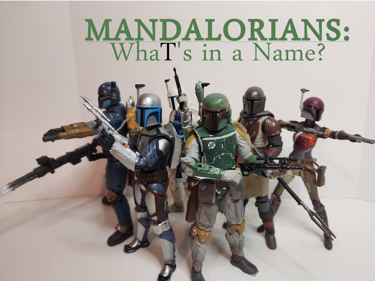 Mandalorians: What's in a Name? -or- Are Jango and Boba Fett Mandalorians or Not?
